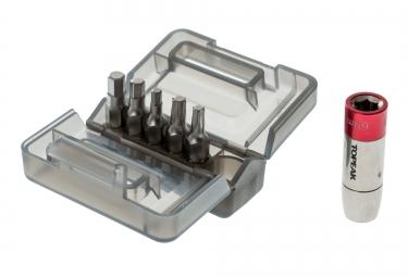 topeak cle dynamometrique nano torqbox 6nm 5 fonctions