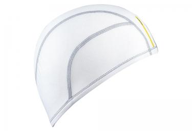mavic sous casque blanc