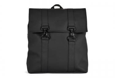 rains sac a dos msn bag noir