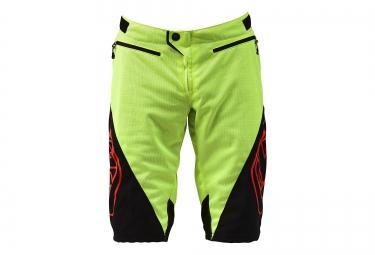 troy lee designs 2016 short sprint jaune