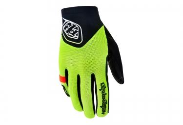 troy lee designs 2016 gants ace jaune