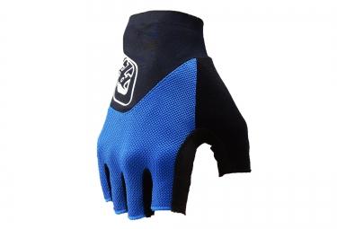troy lee designs 2016 gants courts ace bleu