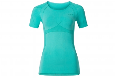 odlo t shirt evolution light trend bleu femme