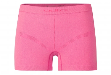 odlo boxer panty evolution light trend rose femme