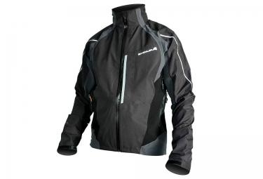 endura veste coupe vent velo ii protection ptfe noir
