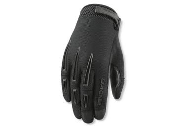 dakine 2017 paire de gants traverse noir