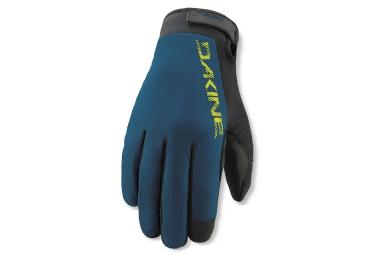 dakine 2016 paire de gants exodus bleu