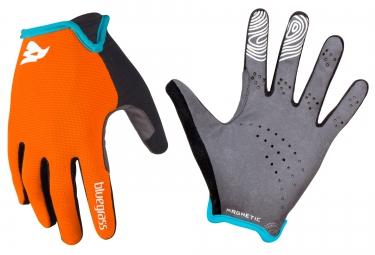 bluegrass paire de gants magnete lite orange