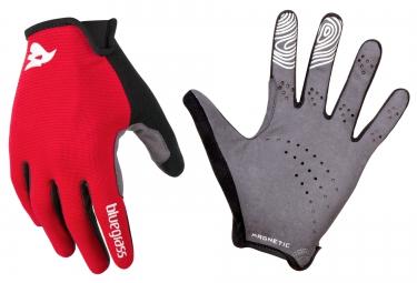 bluegrass paire de gants magnete lite rouge