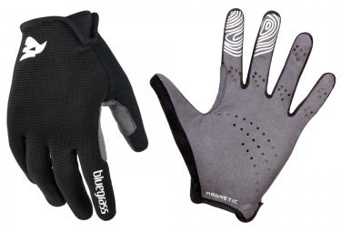 bluegrass paire de gants magnete lite noir