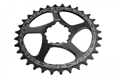 plateau narrow wide race face sram 6mm noir