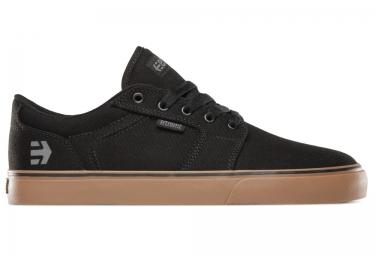 paire de chaussures bmx etnies barge ls noir gum
