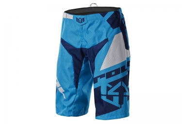 royal short victory race bleu blanc