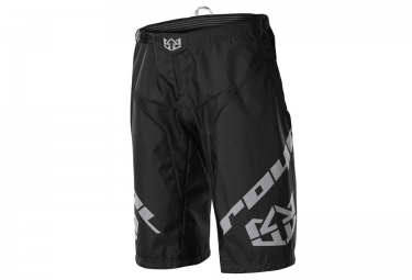 royal short racelite noir gris