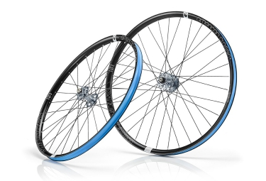 paire de roues american classic wide lightning 27 5 15x100mm 12x142 mm corps shimano