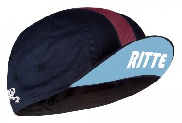 poc casquette ritte bleu rouge