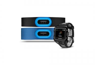 garmin montre forerunner 920 xt noir argent hrm tri hrm swim