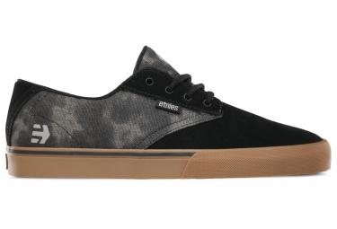 paire de chaussures etnies jameson vulc nathan williams noir gum