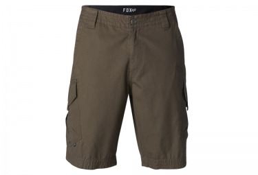 fox short slambozo cargo marron