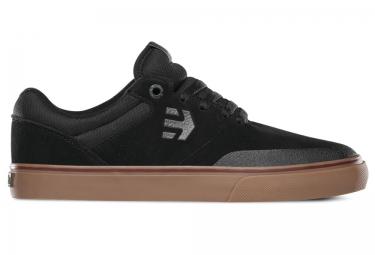 paire de chaussures etnies marana vulc noir gum