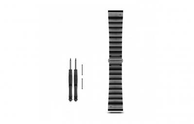 garmin bracelet en metal fenix 3