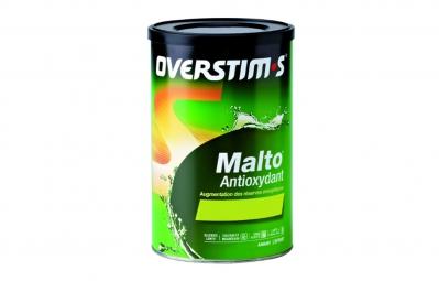 overstims boisson energetique malto antioxydant cocktail d agrumes 500g