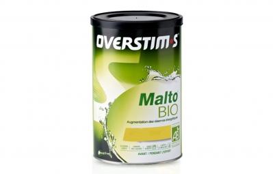 overstims boisson energetique malto bio neutre 450g