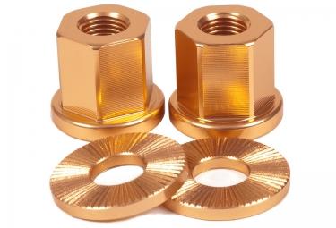 tsc ecrous de roues bmx copper