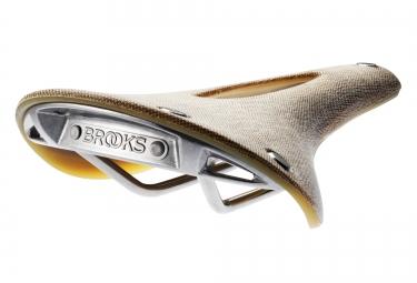 brooks selle cambium c17 carved beige