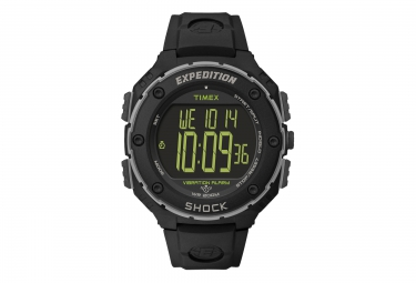 timex montre shock xl noir