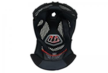 troy lee designs mousse de casque headliner d3 noir