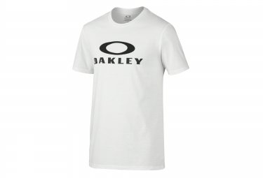 oakley tee shirt pinnacle coupe droite blanc