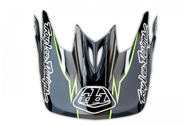 troy lee designs visiere d3 evo gris