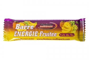 fenioux barres energie fruitee fruits des iles