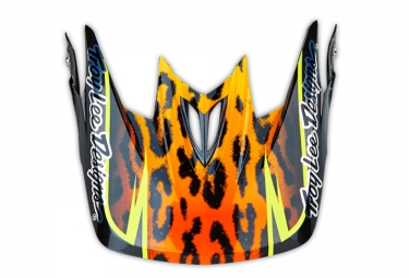 troy lee designs visiere d3 speeda jaune