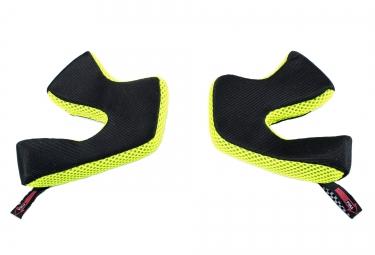 troy lee designs mousse de casque d3 jaune