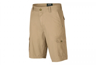 oakley short foundation cargo coupe droite kaki