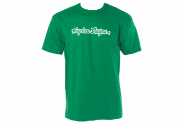 troy lee designs t shirt signature vert
