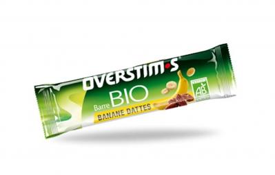 overstims barre energetique bio banane dattes