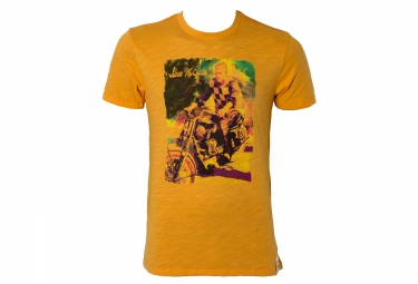 troy lee designs t shirt premium 141 orange