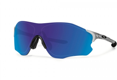 oakley lunettes evzero path gris bleu iridium ref oo9308 04
