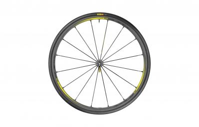 mavic 2016 roue avant r sys slr pneu yksion pro 25mm noir jaune