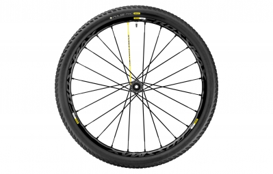 mavic roue arriere crossmax pro 29 boost 12x148mm corps xd pneu pulse pro 2 25