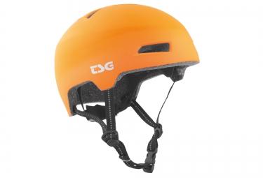 casque bol tsg status solid orange
