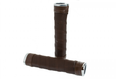 electra poignees grip ticino long marron
