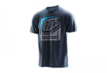 troy lee designs t shirt perfection bleu