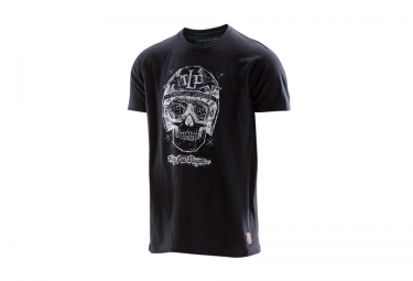 troy lee designs t shirt open road noir