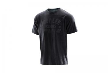 troy lee designs t shirt raceshop noir