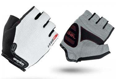 gripgrab gants courts easyrider blanc