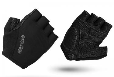 gripgrab gants courts x trainer noir
